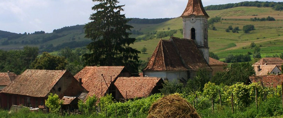 Cund, Valea Verde, the perfect setting for your vacation in Transylvania