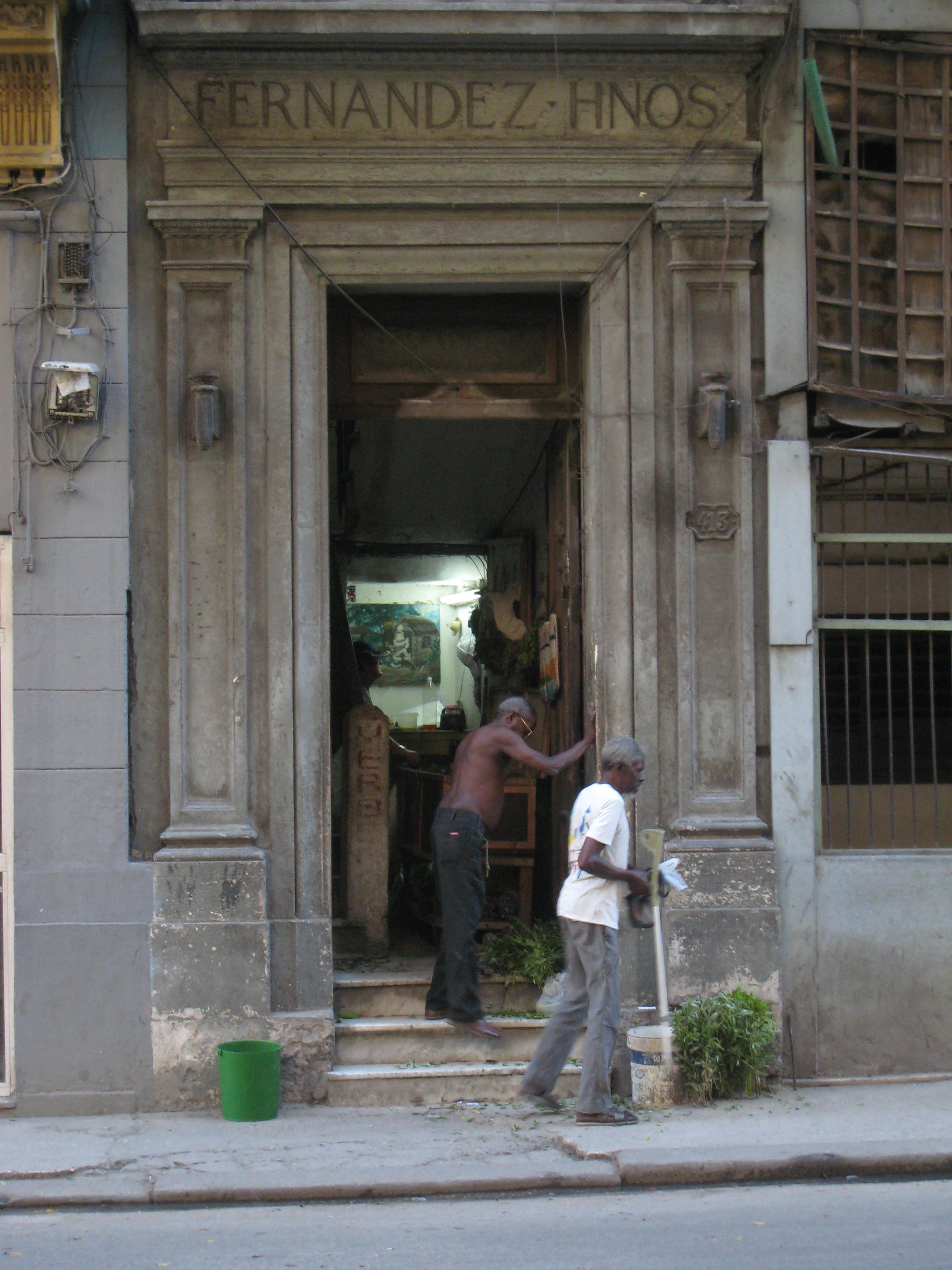 Cuba Fernandez Hnos