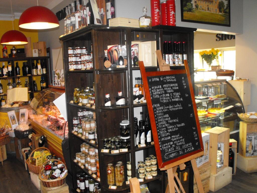 Grano shop