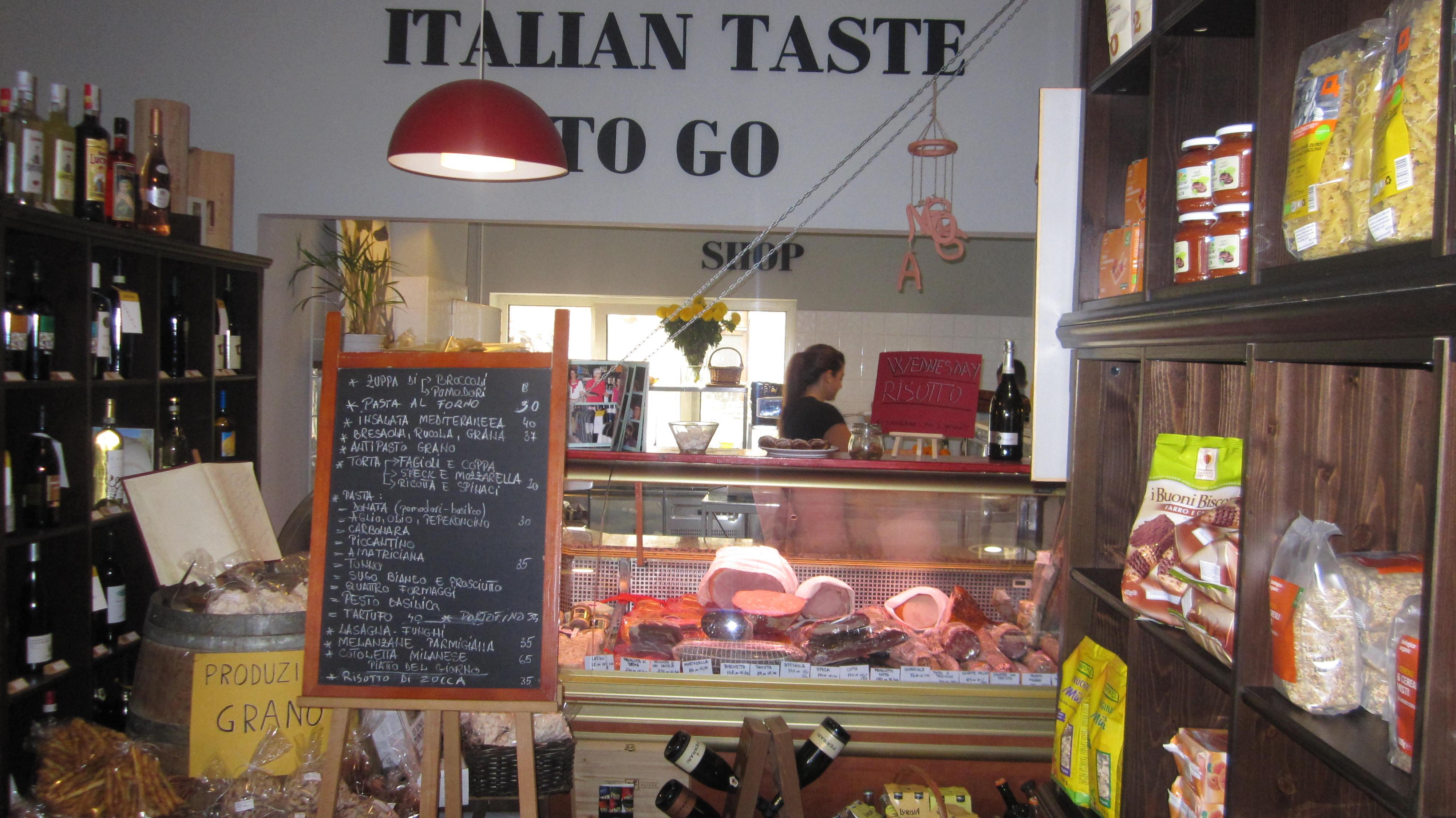 Grano, the Italian restaurant