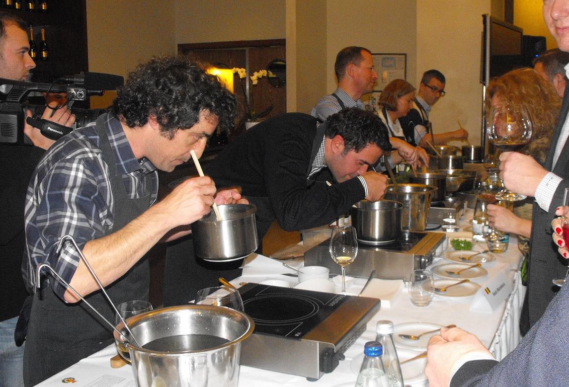 Italian Cooking Contest @ Athénée Palace Hilton