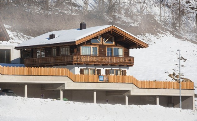 Ski escape at Alpenrose Chalet, Austria