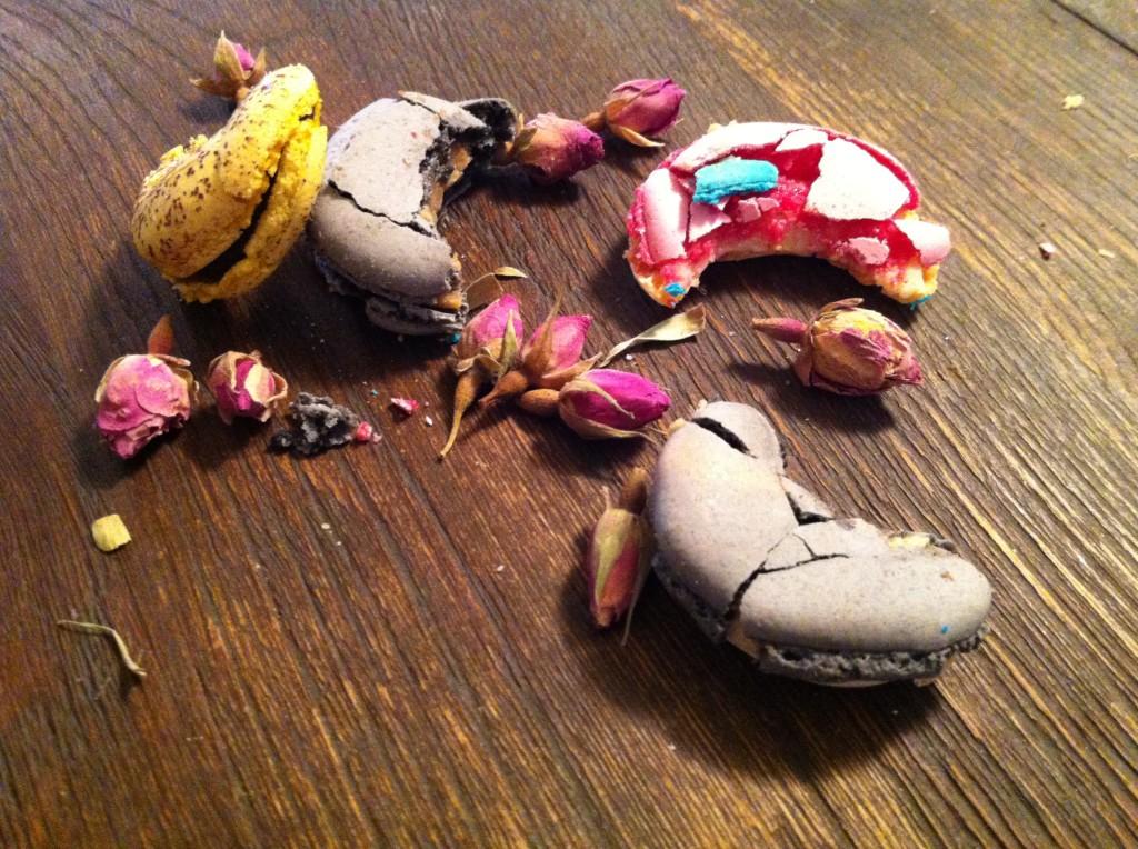 Macarons@ home
