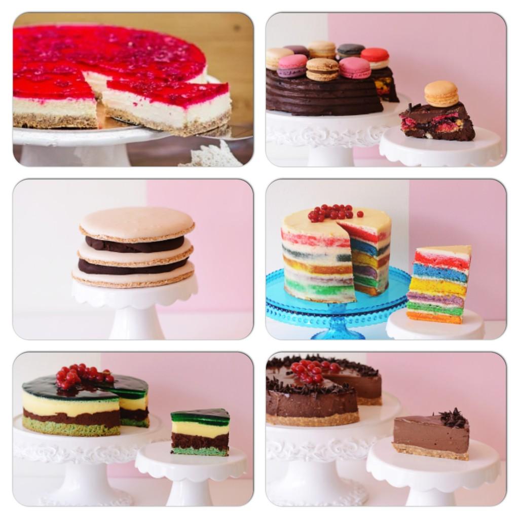 Madame Lucie cakes