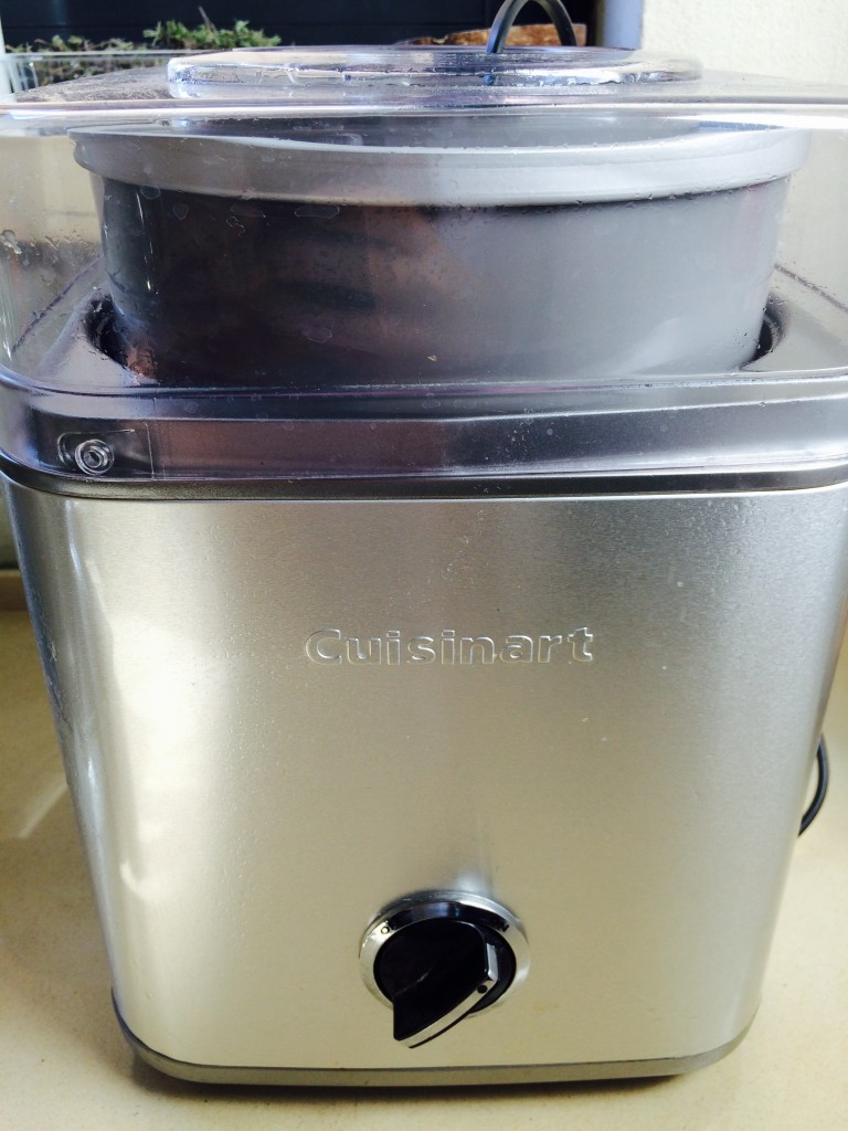 Ice Cream Maker Cuisineart