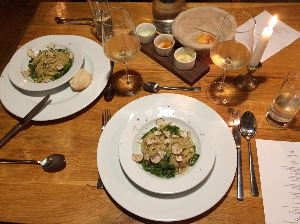 Weekend gateway Transylvania _truffle pasta