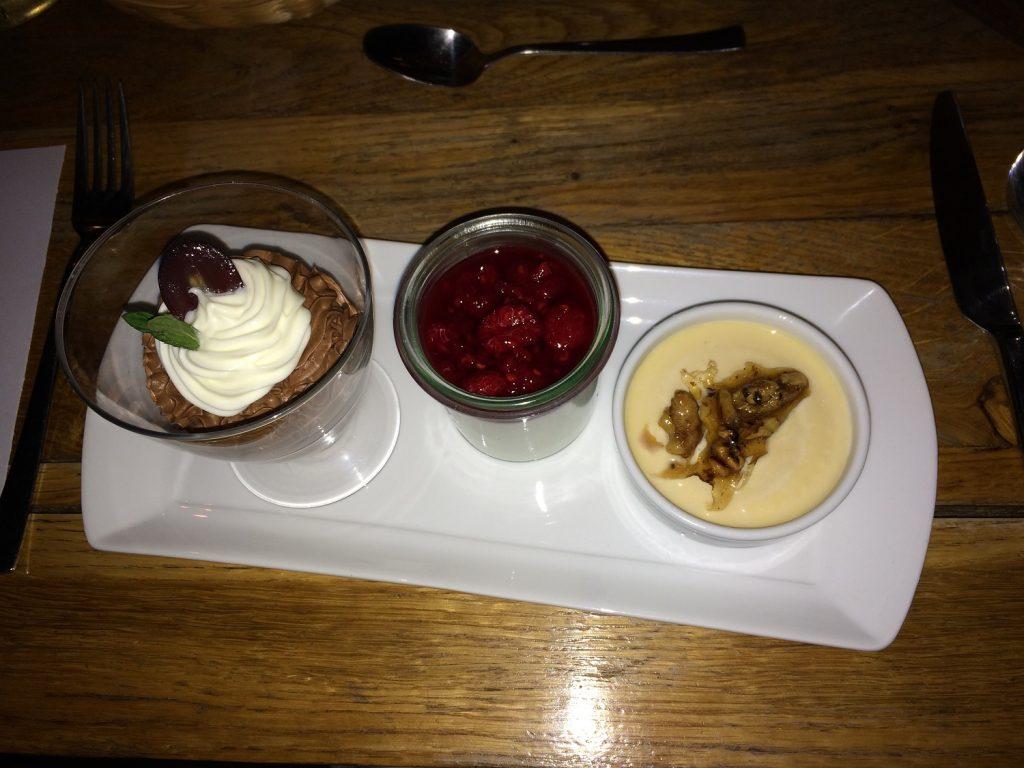 Weekend gateway Transylvania desserts 2