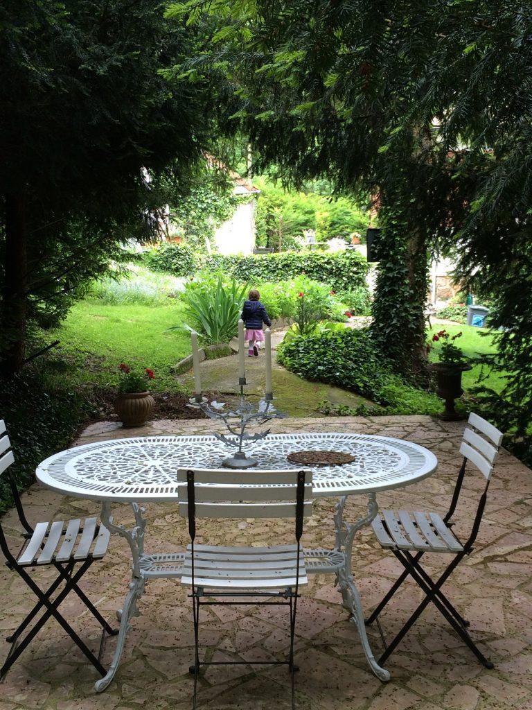 The private garden 1