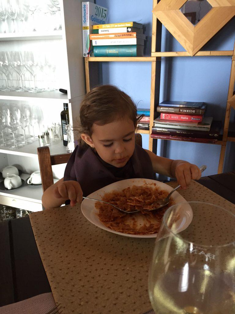 Boccon DiVino pasta