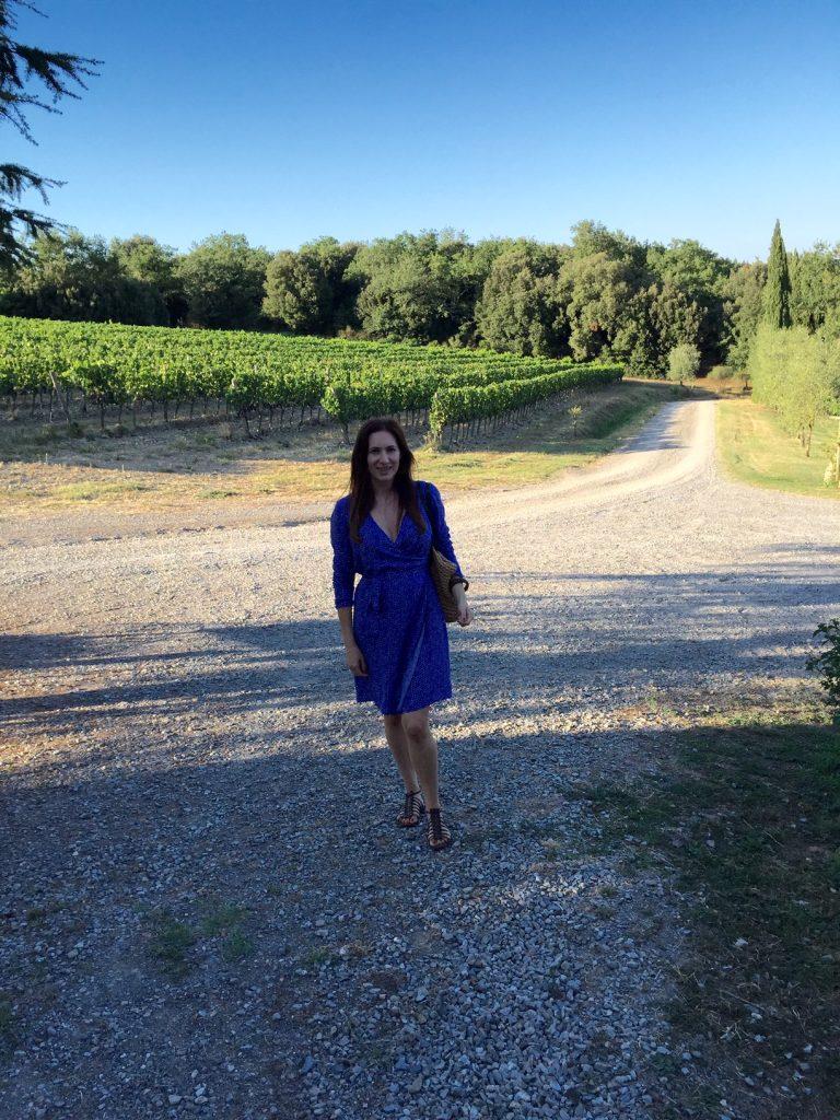 Capanna the vineyards