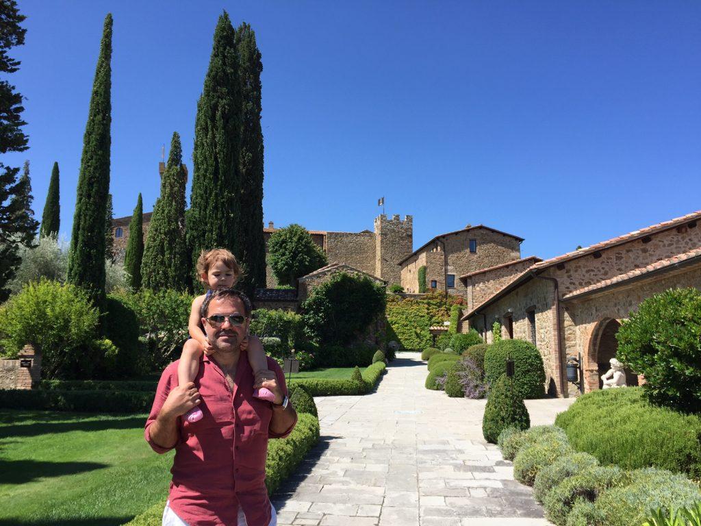 Castello Banfi 1