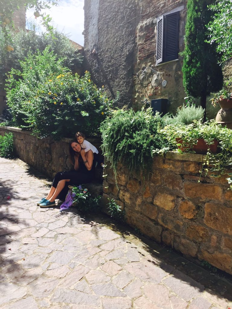 a day in Pienza