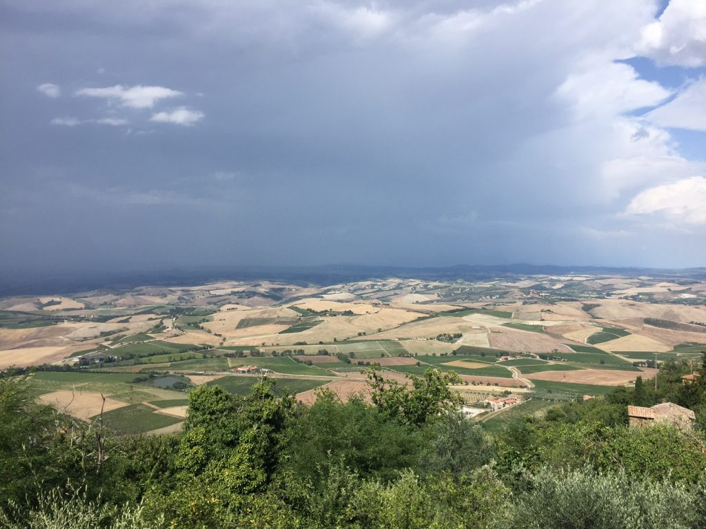 spectacle in Montalcino