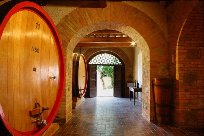 La Gerla cellar