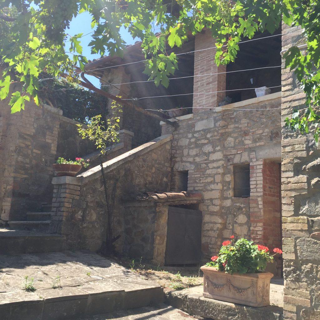 La Gerla property