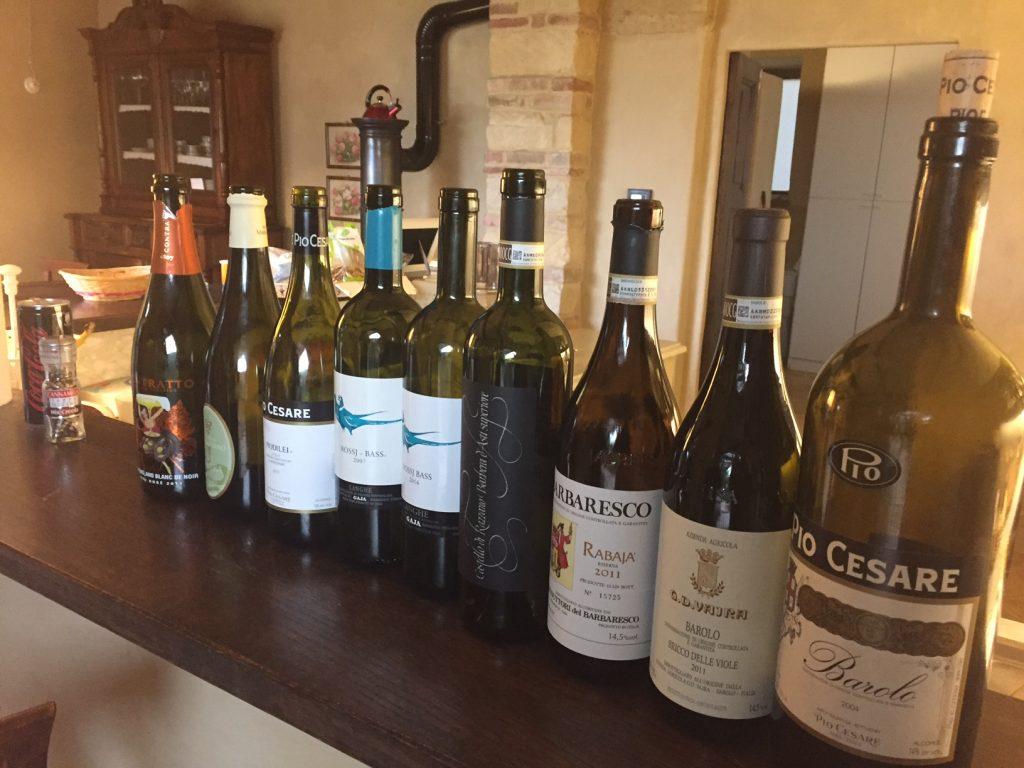few-bottles
