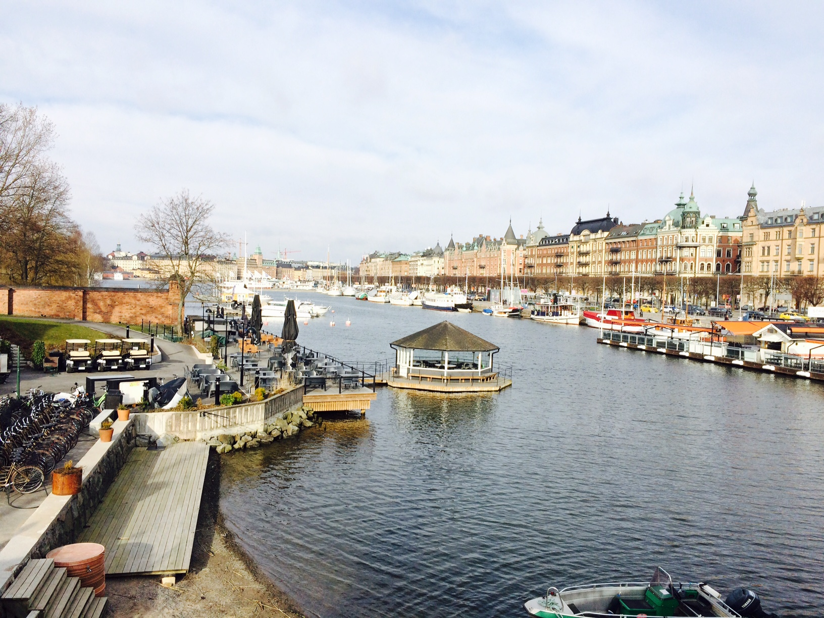 Arts and Stockholm